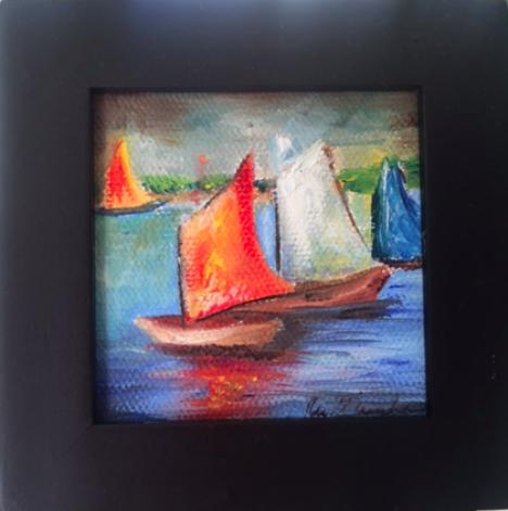 Mini Sailboats