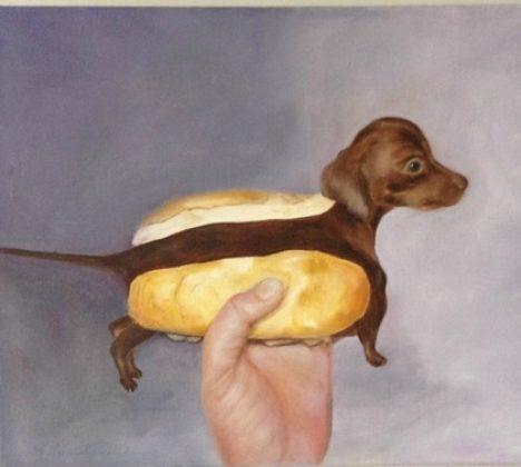 My hot dog