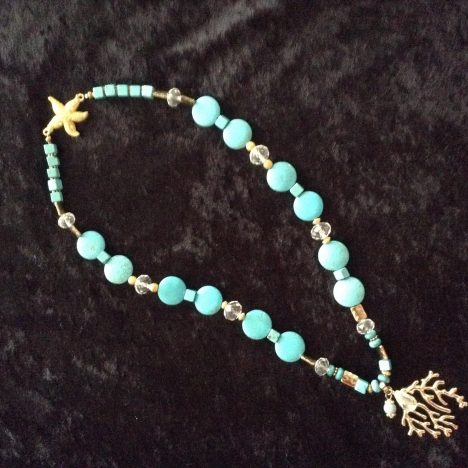 Turquoise reconstruction stones